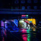 Rainy Reflections by noealz