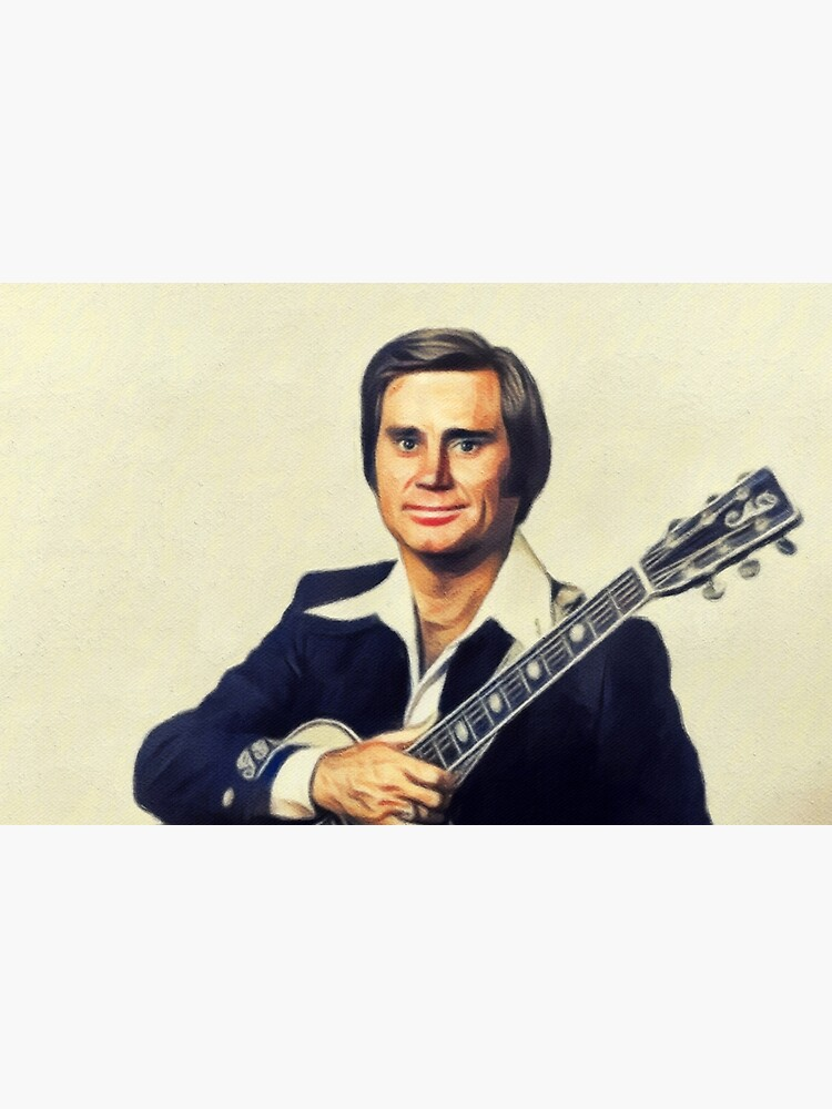 George Jones, Music Legend by SerpentFilms