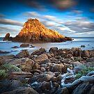 Sugarloaf Rock (ii), Leeuwin-Naturaliste National Park,  Western Australia by Matthew Stewart