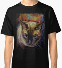 Seal Point Siamese Classic T-Shirt