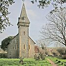 Church of St.Leonard, South Stoke, West Sussex by dgbimages