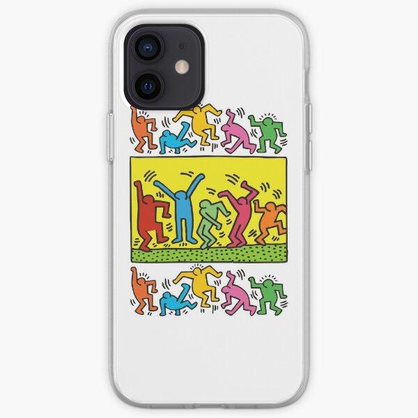 Marcher mais danser Coque souple iPhone