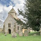 Church of St.Martin, Westmeston, East Sussex by dgbimages