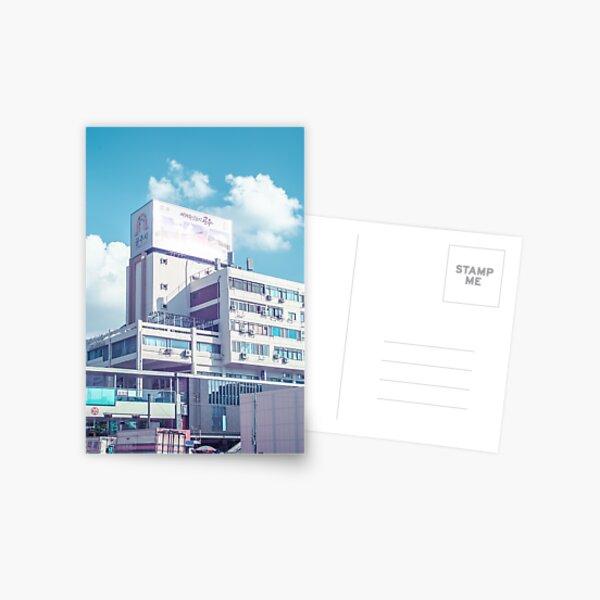 Seoul Anime World Postcard