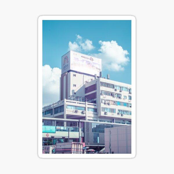Seoul Anime World Sticker