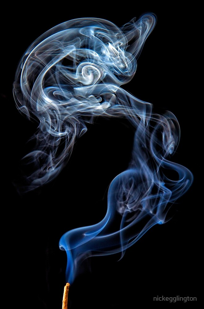 Smoke And Genies. by Nick Griffin