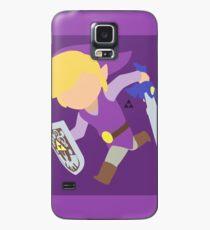 Toon Link (Purple) - Super Smash Bros. Case/Skin for Samsung Galaxy
