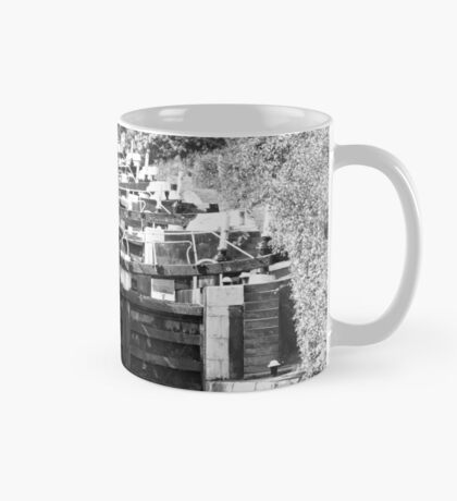 Hatton Flight Locks  Mug