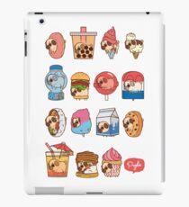Puglie Food 3 iPad Case/Skin