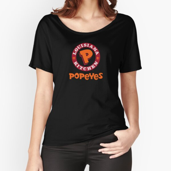 Popeyes Louisiana Kitchen (Popeyes) Relaxed Fit T-Shirt