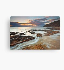 Sunrise at Seven Mile Beach Tasmania #2 Metal Print