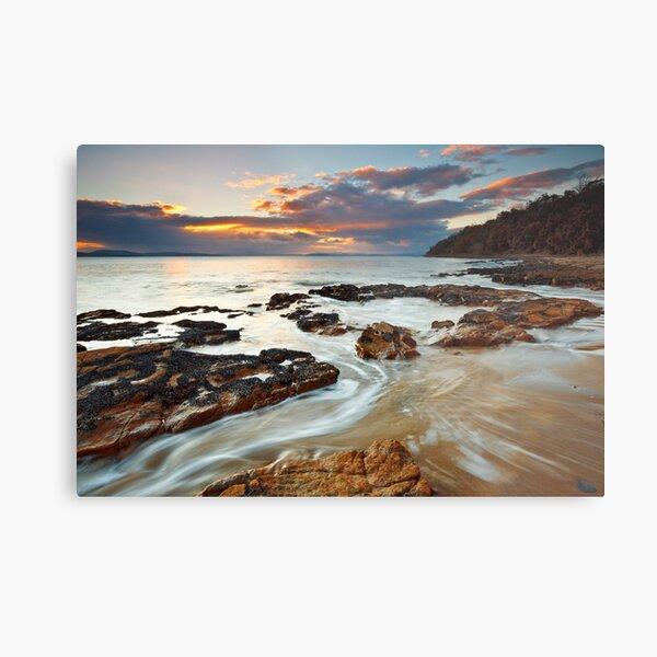 Sunrise at Seven Mile Beach Tasmania #2 Metal Print