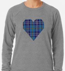 00570 Citadel Military Academy Tartan  Lightweight Sweatshirt