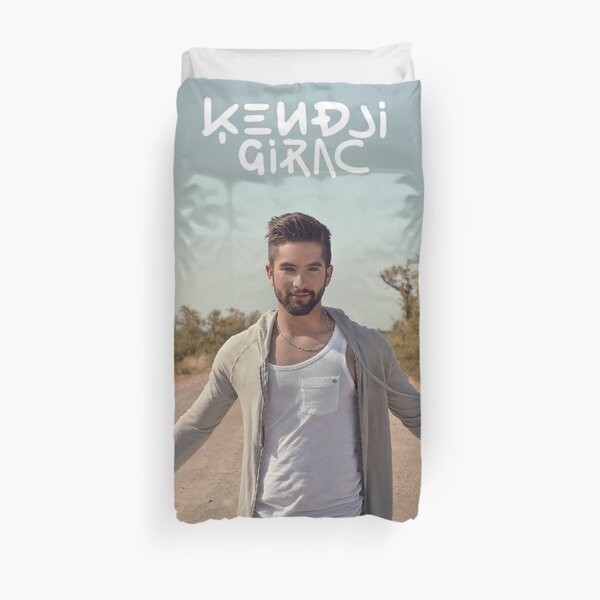 Kendji Girac  Duvet Cover