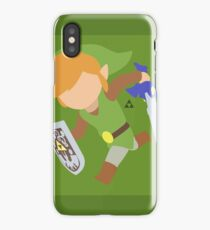 Toon Link (Classic) - Super Smash Bros iPhone Case