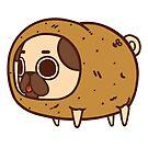 Puglie Potato by Puglie  Pug