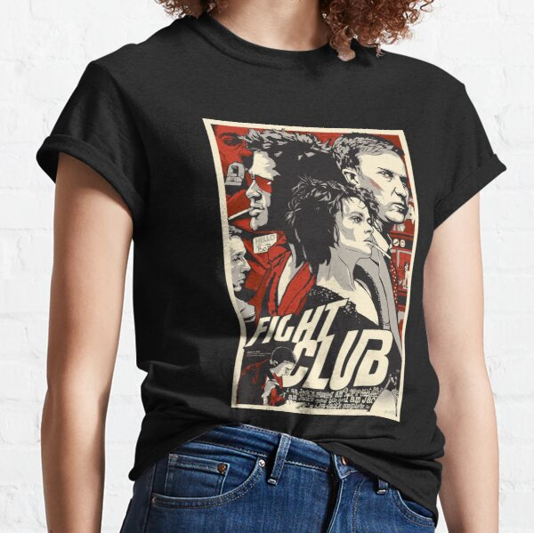 Fight Club T-shirt classique