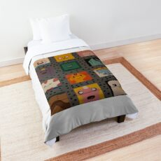 Character Squares Comforter