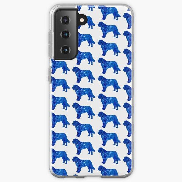Newfoundland Dog Samsung Galaxy Soft Case