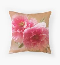 Dusty Turn Throw Pillow