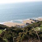 Where land meets sea by moor2sea