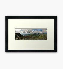Scafell Pike, Lake District Framed Print