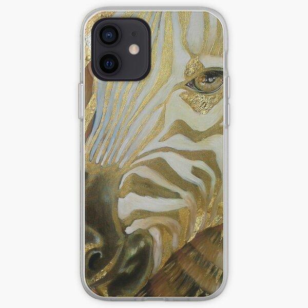Zebra Codex iPhone Soft Case