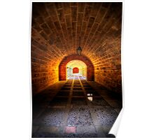 Fortress Tunnels Poster