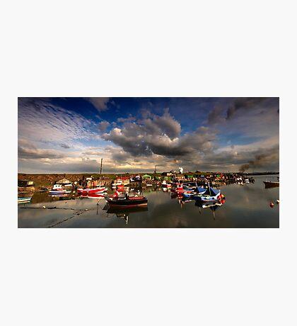 Panoramic Paddys Photographic Print