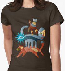 winner catz FTW yeah! Women's Fitted T-Shirt