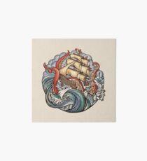 The Kraken Art Board