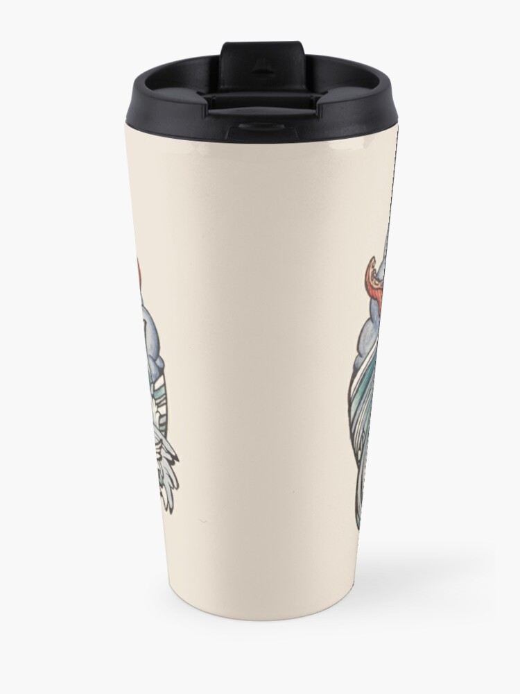 Alternate view of The Kraken Travel Mug