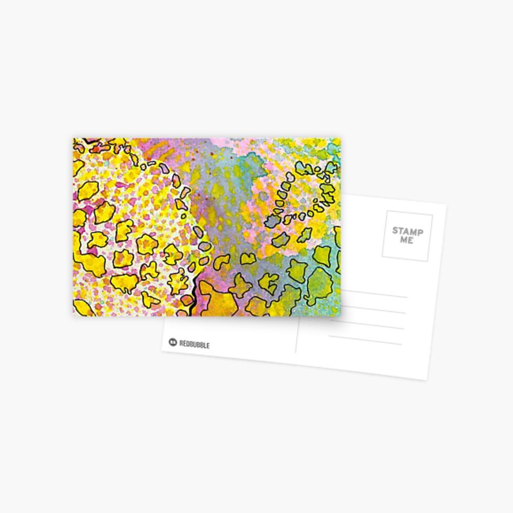 9, Inset A Postcard