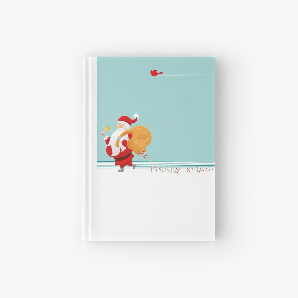 Sweet Merry Christmas Hardcover Journal