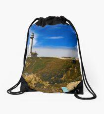 Artist Inspiration Drawstring Bag