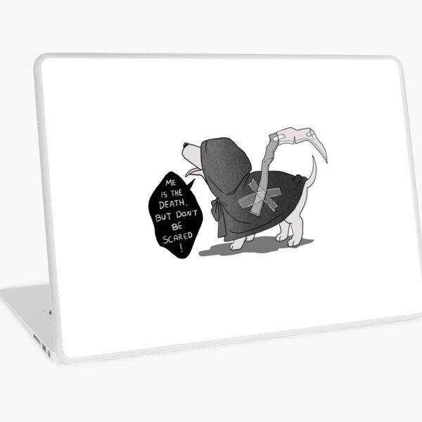 Todesdoggo Laptop Folie