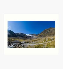 Tibet - or am I still in The Tyrol Art Print