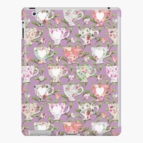 Chintzy Teacups iPad Snap Case