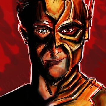 Reverse Flash by DoultreeDesigns