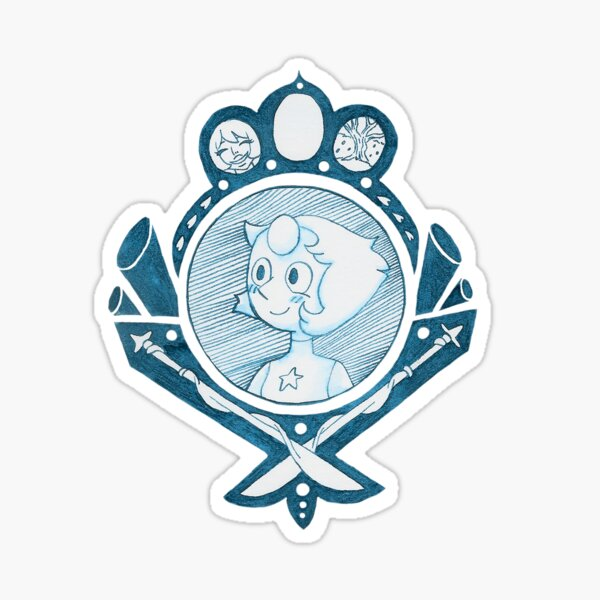 Pearl - Steven Universe Sticker