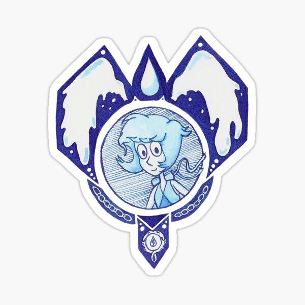 Lapis - Lapislazuli - Steven Universe Sticker