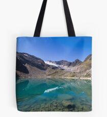 Blaue Lacke (2.290m) Tote Bag