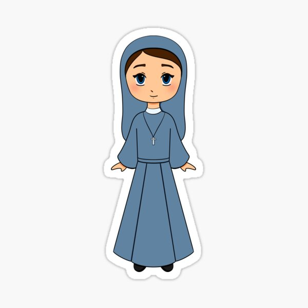 Sister Disciples of the Divine Master Sticker