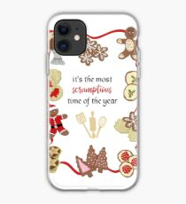 Scrumptious Christmas Cookies iPhone Case