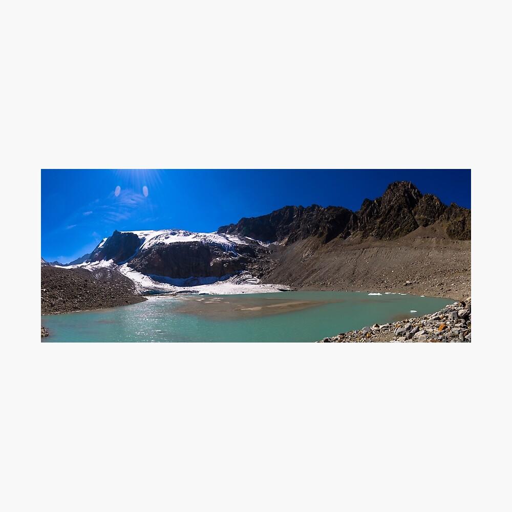 Sulzenauferner (2.500m) Photographic Print