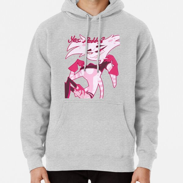 Angel Dust - Yes Daddy? Pullover Hoodie