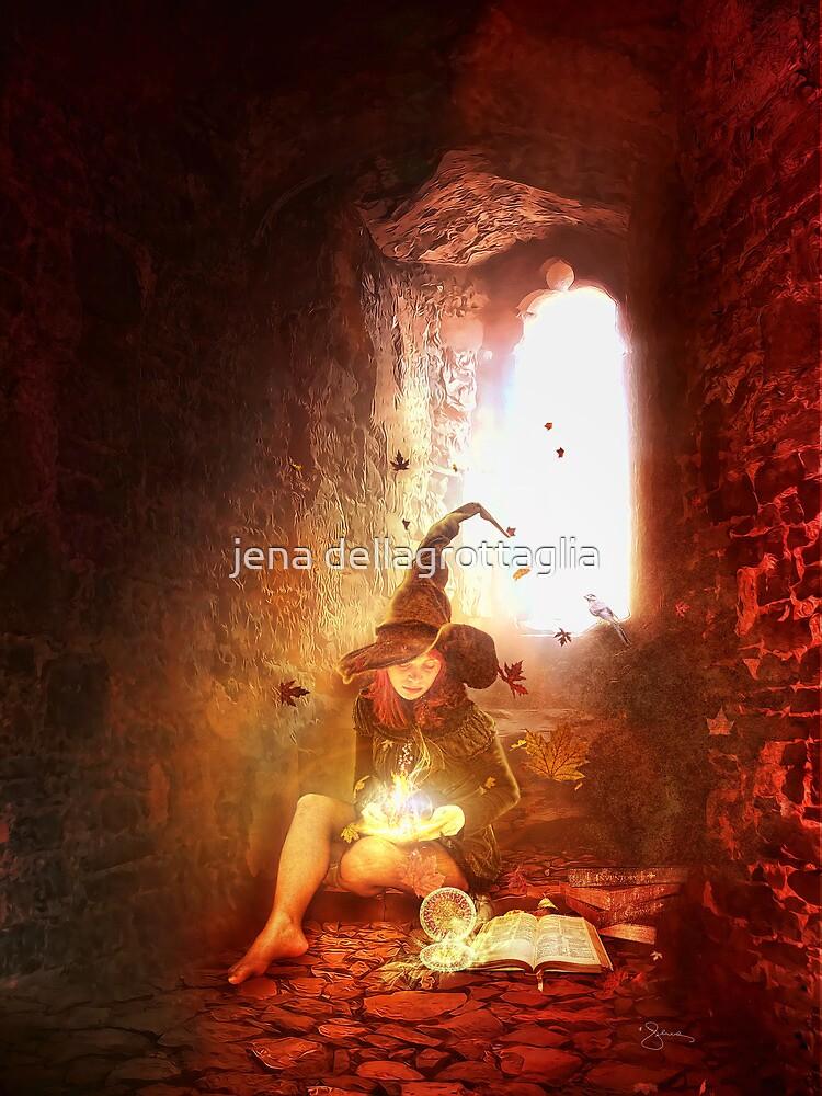 one lone witch by Jena DellaGrottaglia