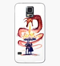 Water & Fire Case/Skin for Samsung Galaxy