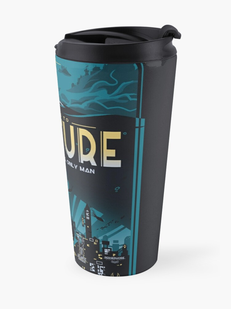 Alternate view of Rapture Travel Mug