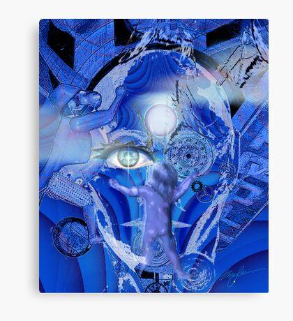 Looking Forward Canvas Print